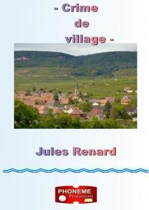 Crime au villagecover 2 jules renard